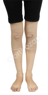 Knee Support Elastic Tubular with Centre Hole