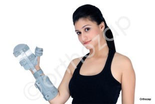 Cock Up Splint with Thumb Support