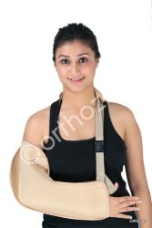 Baggy Arm Sling Adjustable Pouch