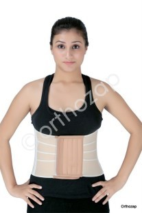 Sacro Lumbar Belt Double Lock